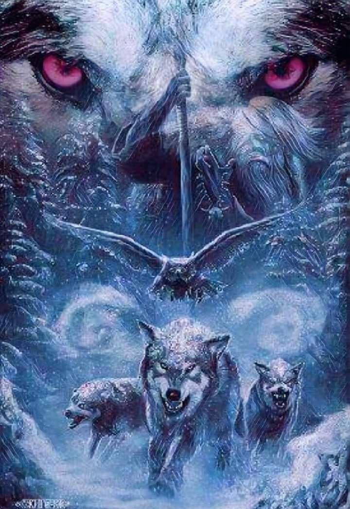 wolves-african-beauty-african-werewolf-a-wolf-bad-wolf-Ef1c3500c72aad1d0313da235d0de2d6b