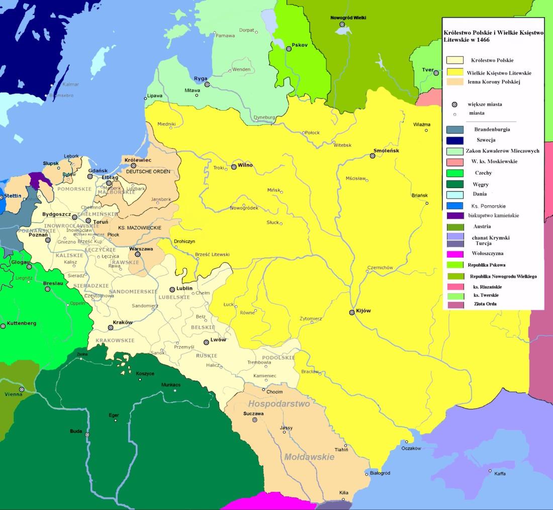 poland on world map New Atlas of Poland Wikimedia mons